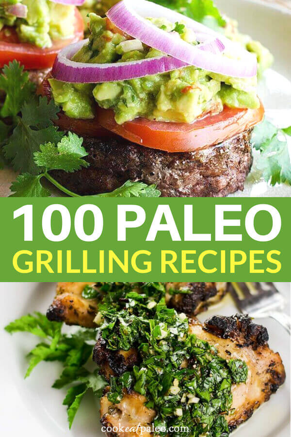 Ultimate guide to summer cookouts with 101 paleo grilling recipes, resources, and tips for healthy grilling. Everything for a gluten-free bbq including...