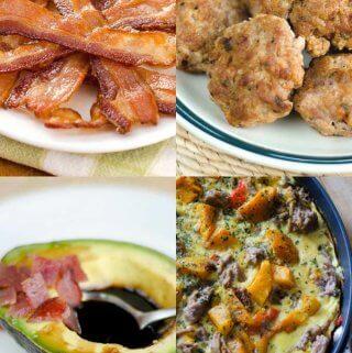 20 Easy Keto Breakfast Ideas