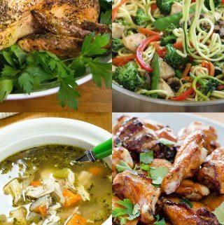 24 Delicious Keto Chicken Recipes