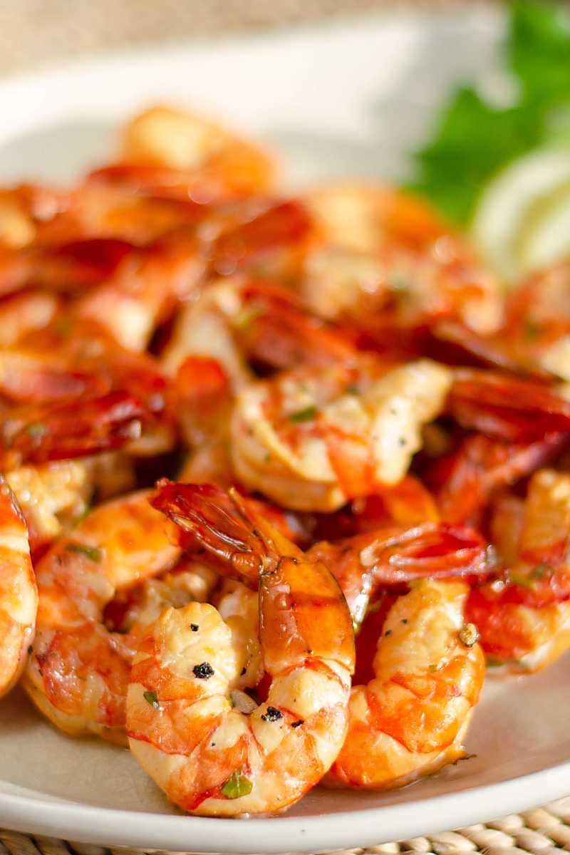 Easy Smoked Shrimp Recipe