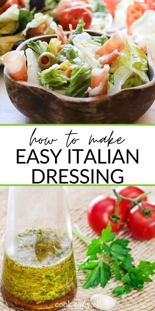 Italian Dressing Recipe (Keto, Paleo, Whole30)
