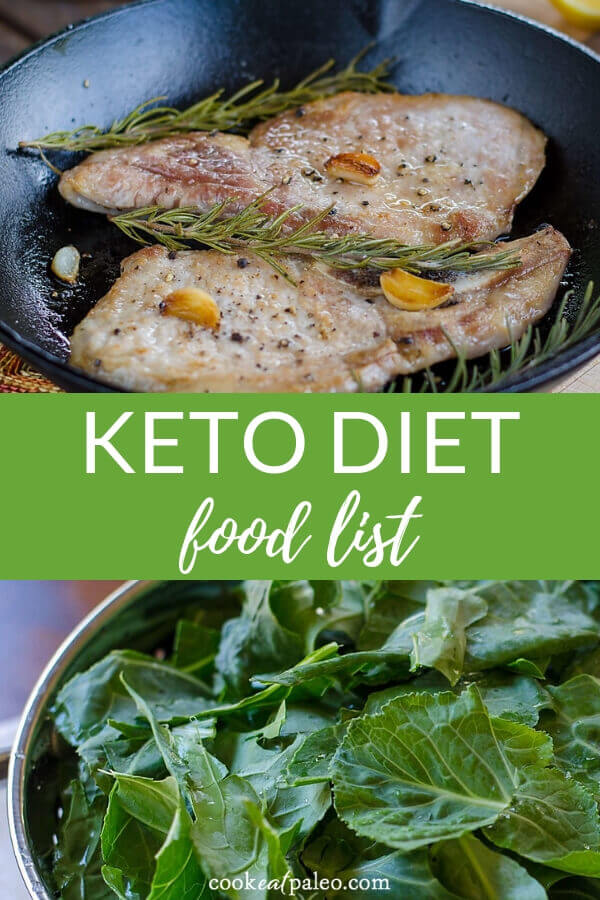 Keto Diet Food List for Beginners