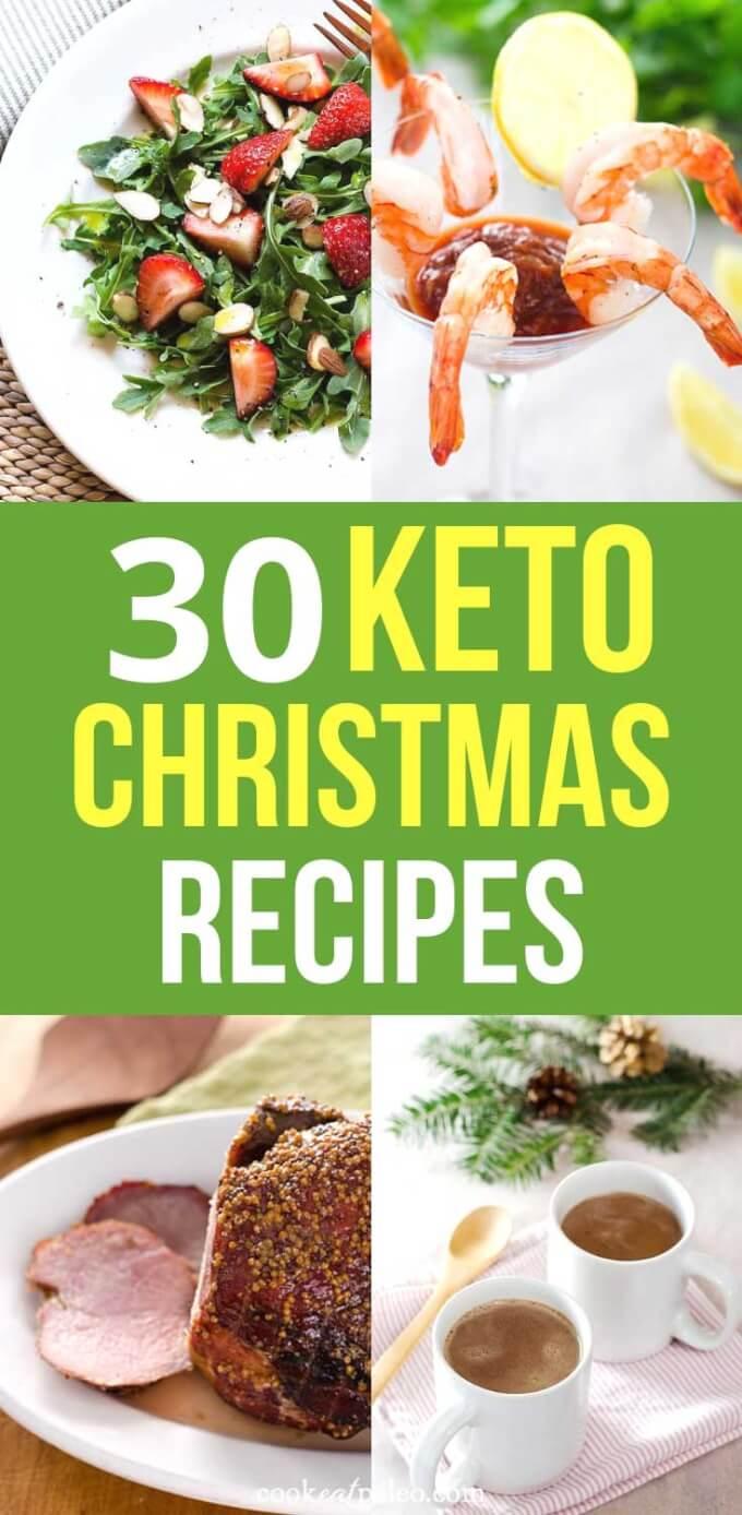 30 Amazing Keto Christmas Recipes