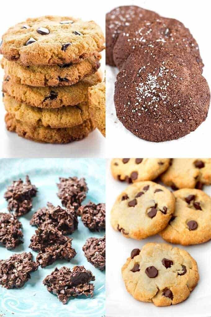 15 Delicious Keto Cookies to Bake Right Now - Cook Eat Paleo