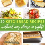 20 Easy Keto Bread Recipes (Without Any Cheese in Sight!) - Cook Eat Paleo