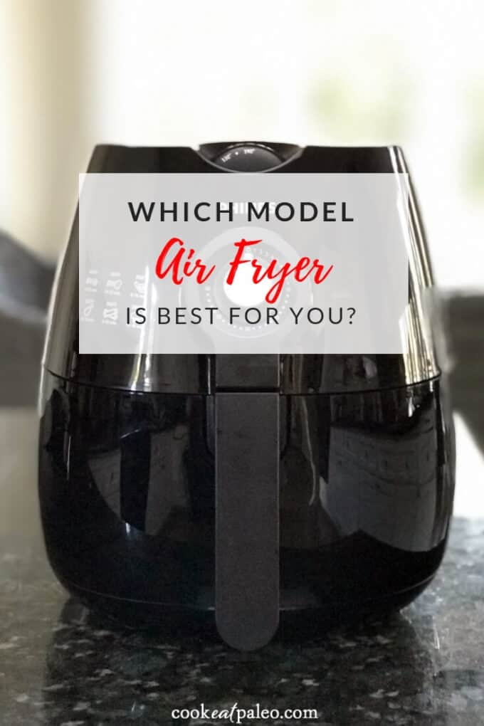 Air Fryer Compact, XL, or XXL: Which air fryer is right for you?