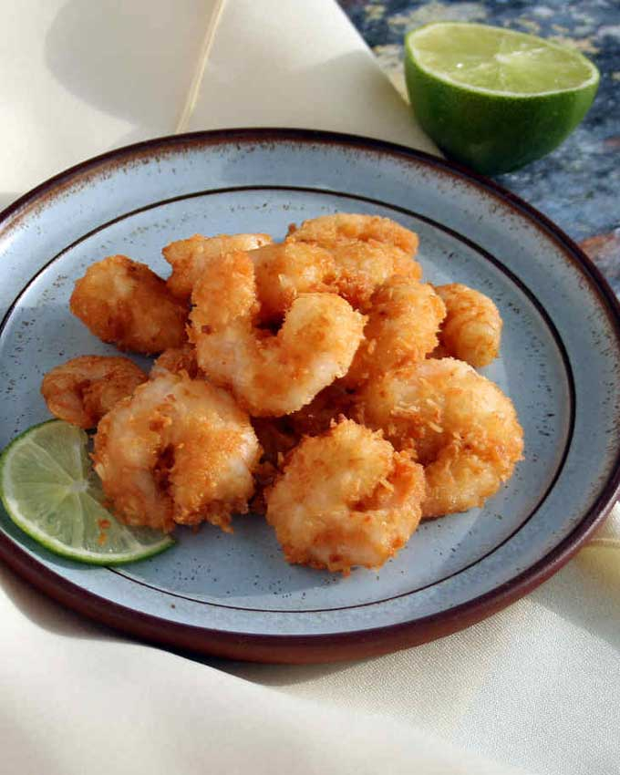Keto Coconut Shrimp Recipe from Keto Summit