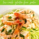 Keto Shrimp Recipes - low carb gluten-free paleo