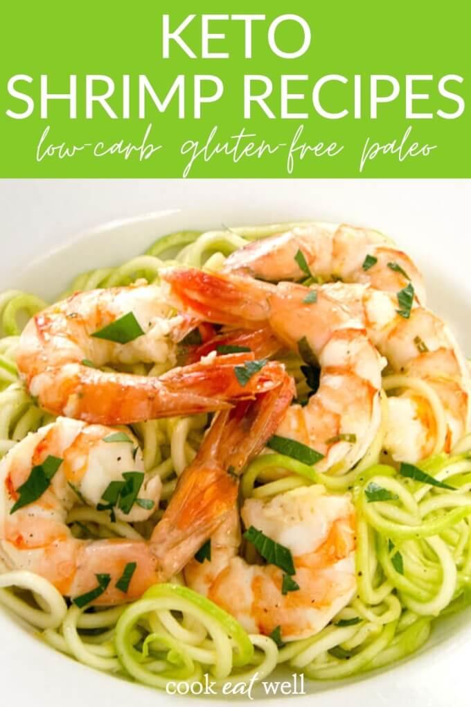 15 Easy Keto Shrimp Recipes