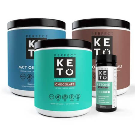 Keto Starter Bundle - Best fitness gifts for fitness lovers