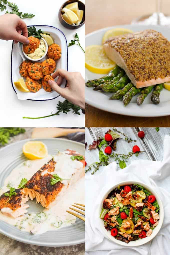 20 Quick and Easy Salmon Recipes that are Paleo - Cook Eat Paleo
