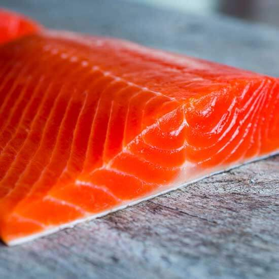 Wild Alaskan Salmon from Butcherbox