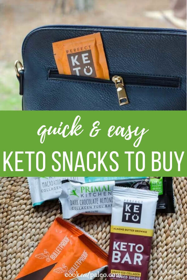 17 of the Best Keto Snacks to Buy Right Now!