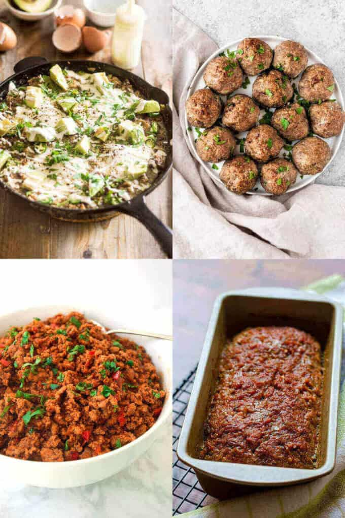 20 Easy Keto Ground Beef Recipes - Cook Eat Paleo