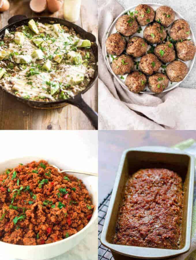 20 Easy Keto Ground Beef Recipes - Cook Eat Paleo