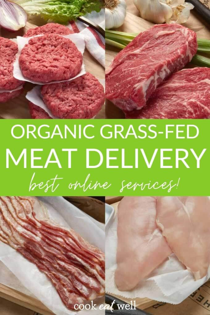 How to buy grass fed beef and the best organic meat delivery