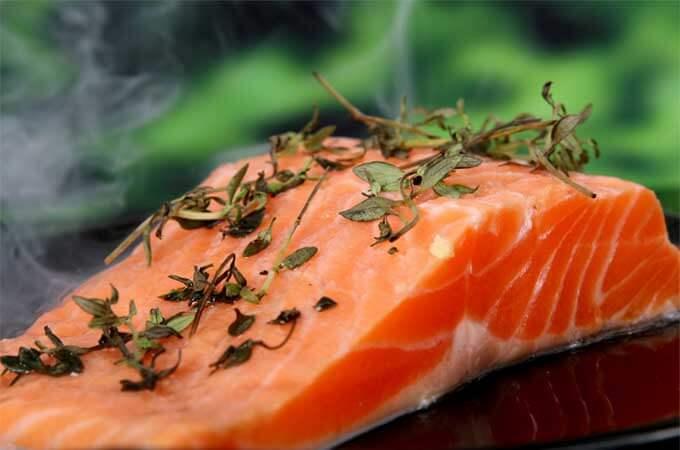 Sustainable Wild Caught Salmon