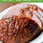 Instant Pot Honey Glazed Ham