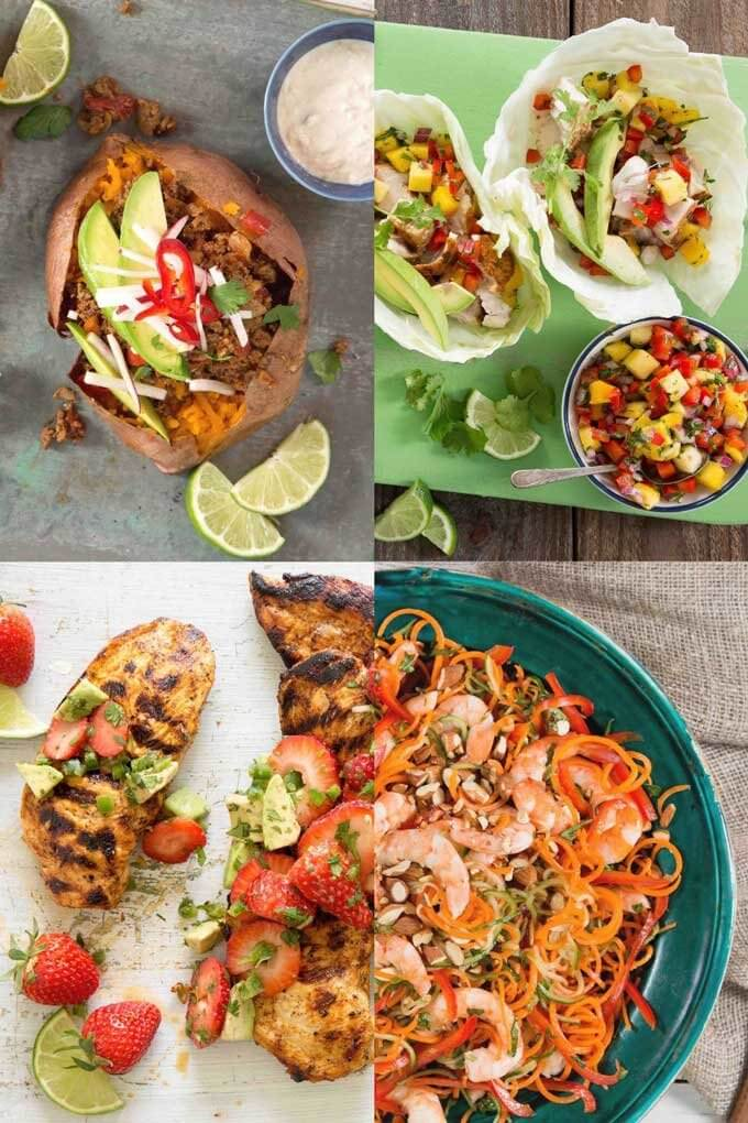 eMeals Paleo Meal Plan Recipes