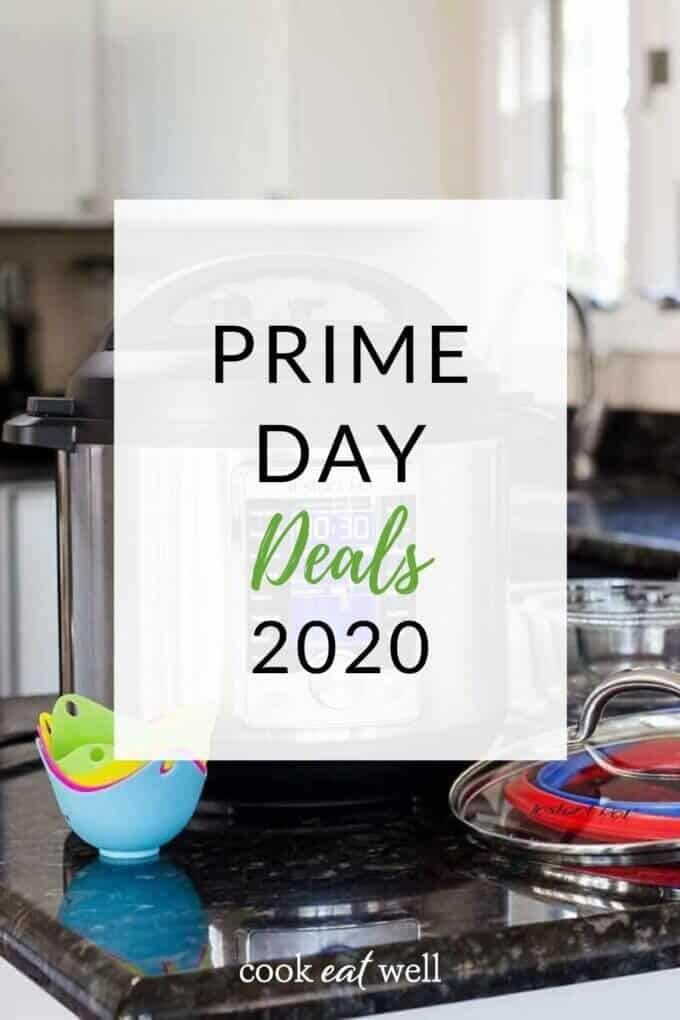 Instant Pot in kitchen - Prime Day deals 2020