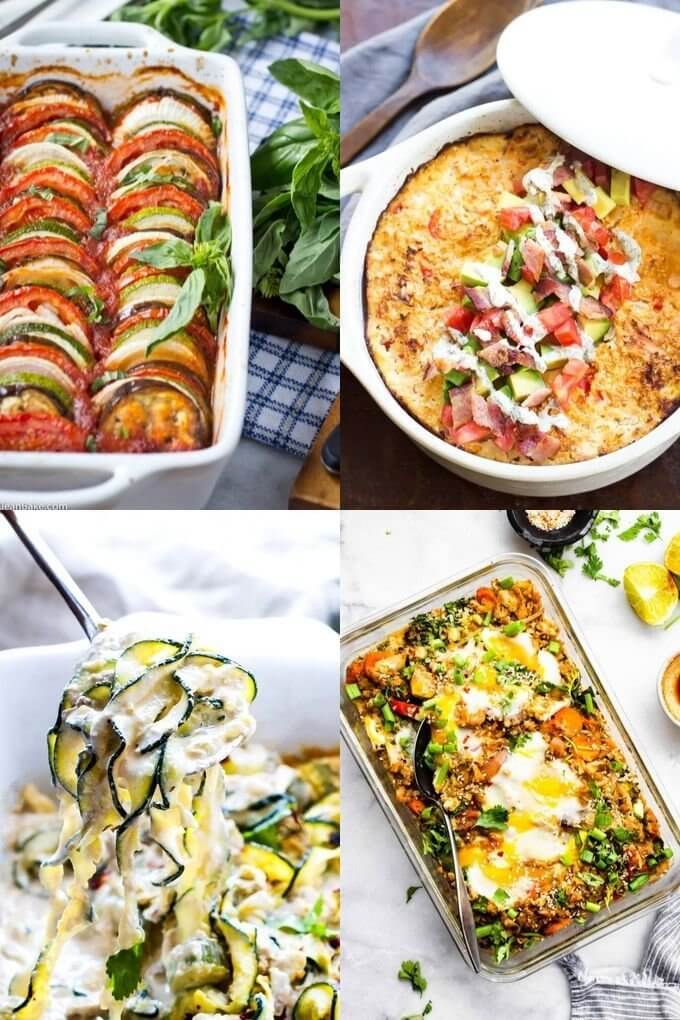 Keto Casserole Recipes - Cook Eat Paleo