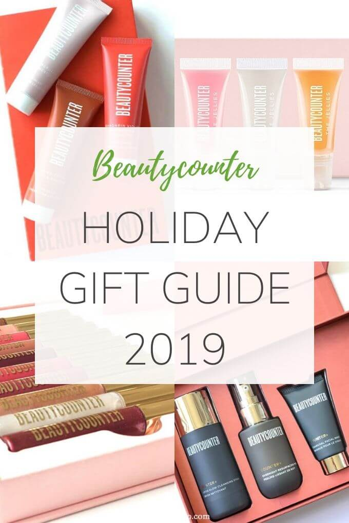 Beautycounter Holiday Gift Guide 2019