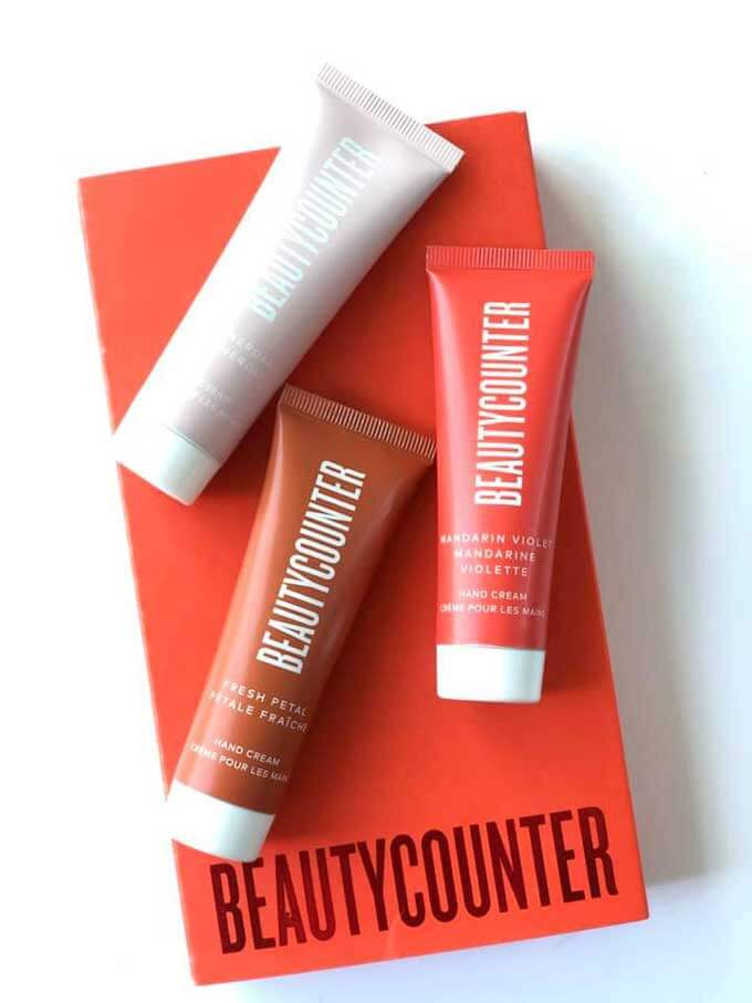 Hand Cream Trio Beautycounter Holiday Gift Set
