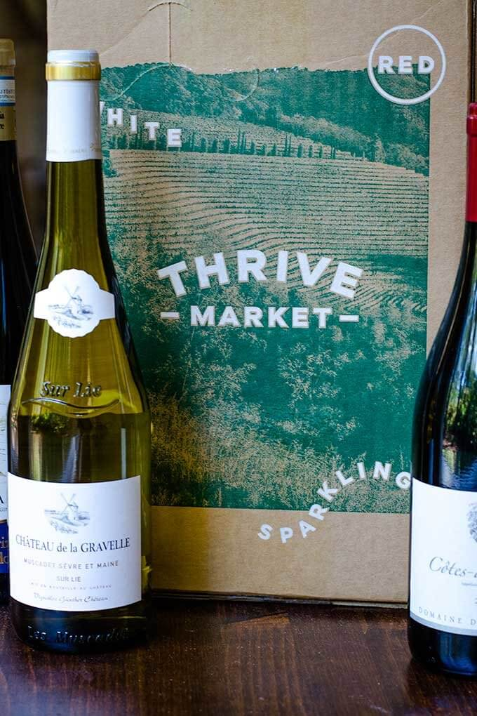 Clean Wine from Thrive Market