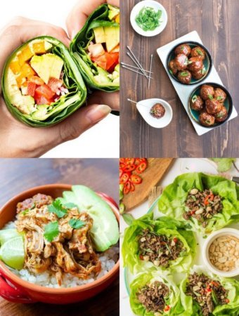 healthy dinner recipes - cook eat paleo
