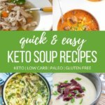 keto soup recipes - cook eat paleo