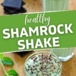 Healthy Shamrock Shake Cook Eat Well