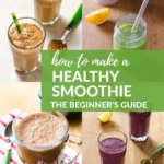 how to make a smoothie - cook eat paleo