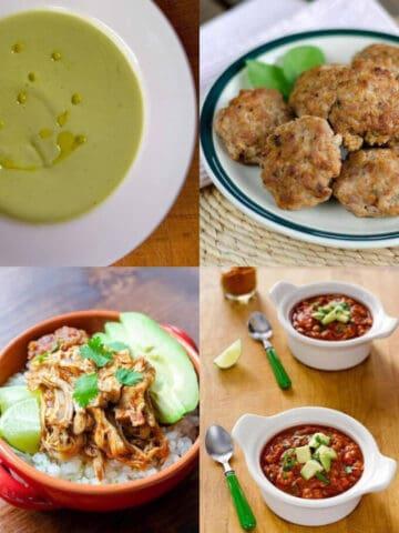 pantry recipe meal plan