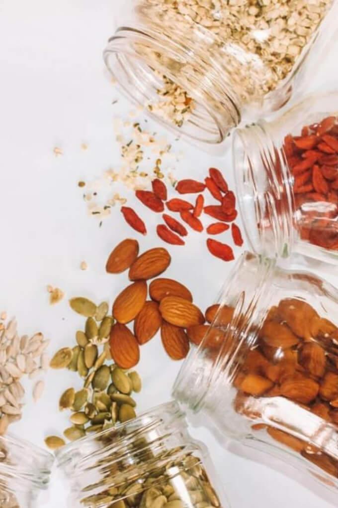 Non perishable healthy foods - cook eat paleo