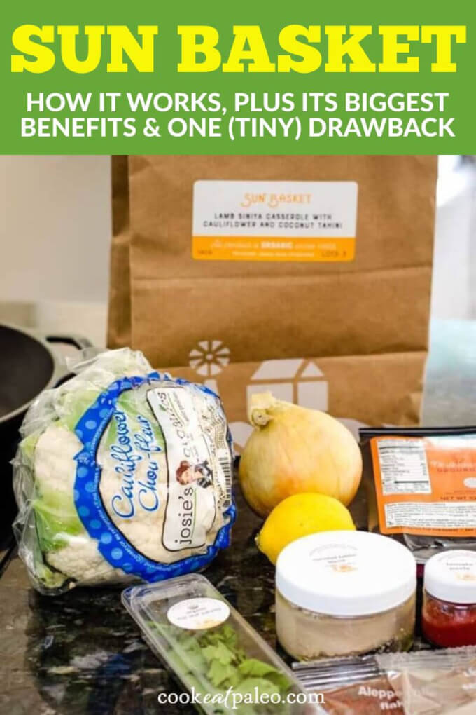 Sun Basket Review: How to Make Healthy Meals At Home (Without Grocery Shopping!)