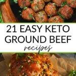 21 easy keto ground beef recipes