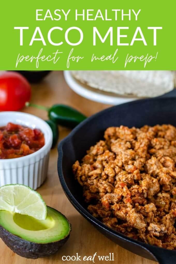Best Taco Meat Recipe (Keto, Paleo, Whole30)