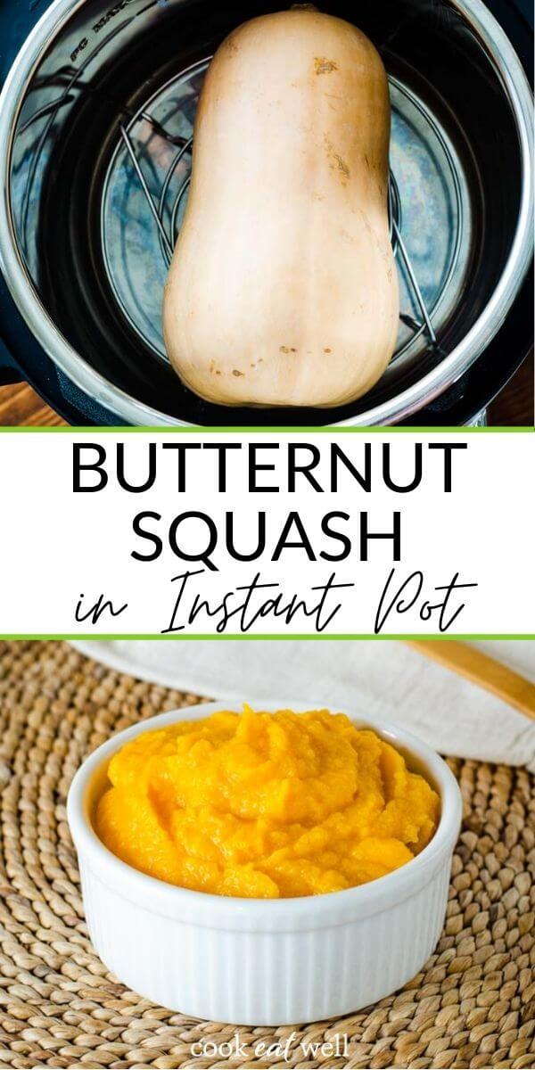 How To Cook Butternut Squash In Instant Pot