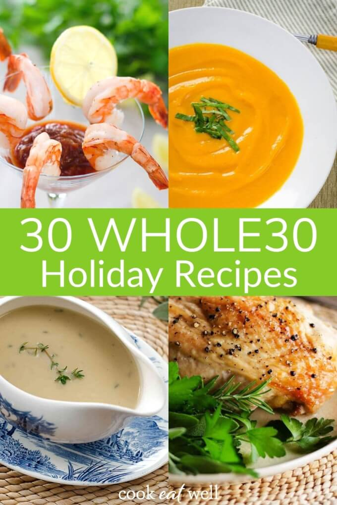 30 Festive Whole30 Recipes To Make For The Holidays