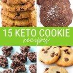 15 keto cookie recipes