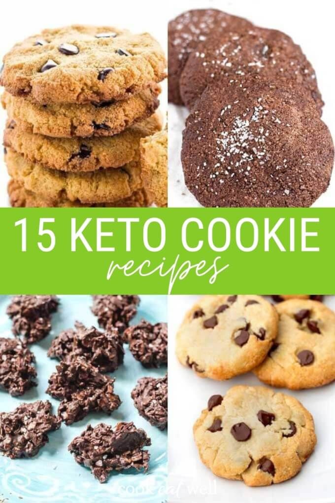 15 Delicious Keto Cookies to Bake Now