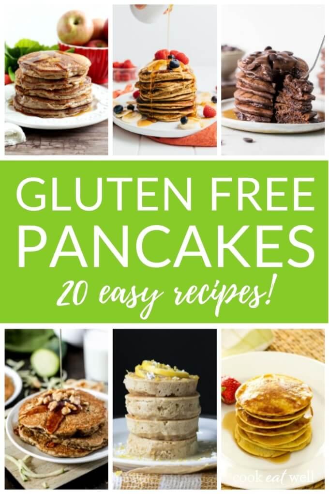 20 Gluten Free Pancakes Recipes To Make Now