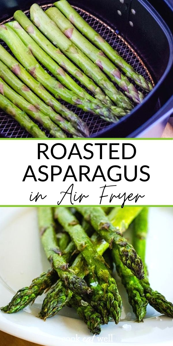 Easy Air Fryer Asparagus (Keto, Paleo, Low Carb)