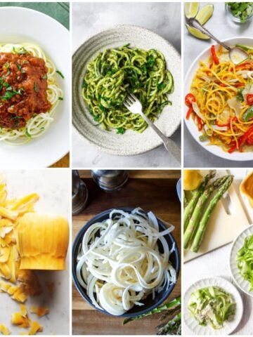 Low carb pasta dinner ideas